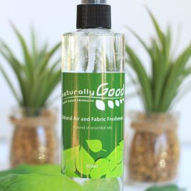 Natural Air & Fabric Freshener