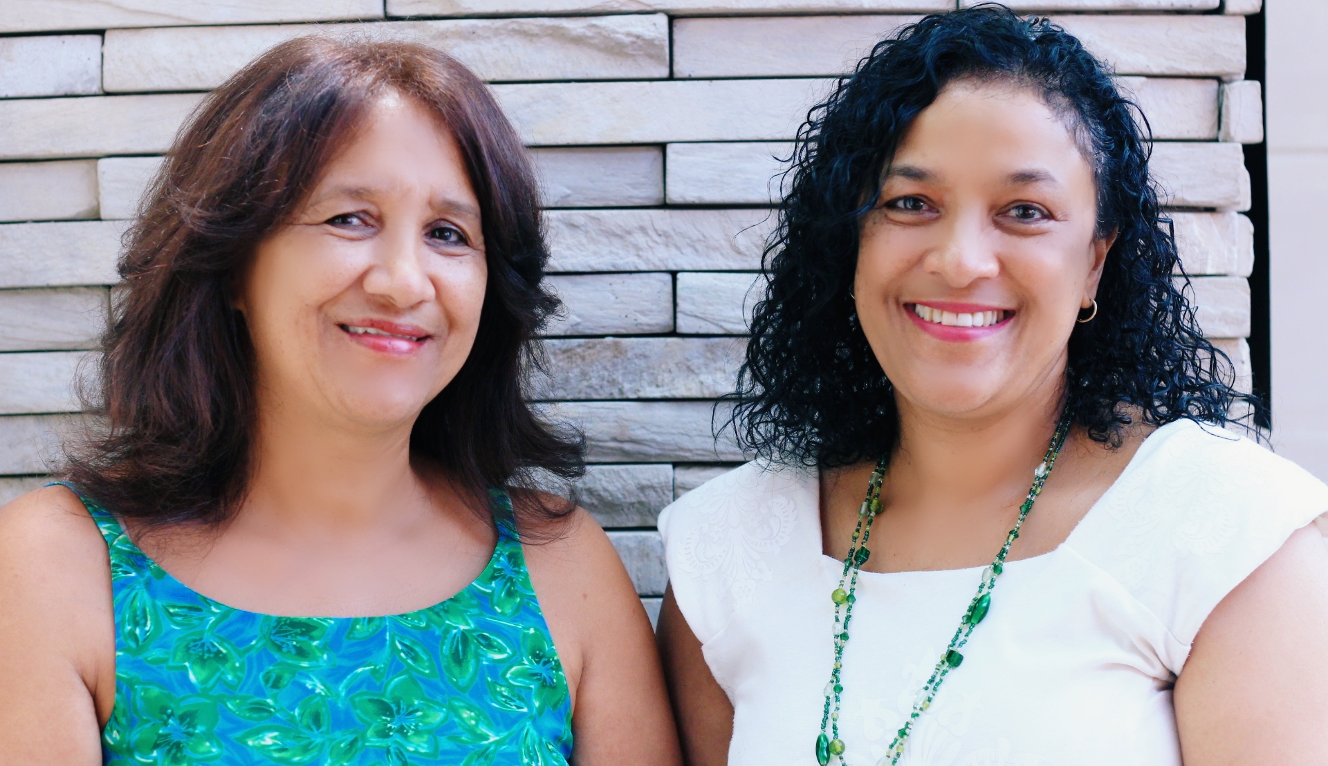 Naturally Good Owners - Glenda & Charlene