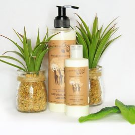 Khoisan Natural Hand & Body Lotion